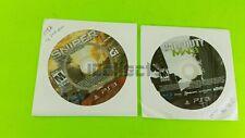 Lot 2 PS3 games, Call of Duty: Modern Warfare 3 & Sniper Ghost Warrior