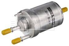 VW BEETLE 1Y 1.4 Fuel Filter 01 to 10 BCA B&B 6Q0201051 6Q0201051H 6Q0201051B