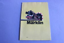 X237 MARKLIN Train catalogue Ho 1973 90 pages 29,7*21 cm F wagon voiture
