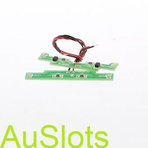 Scalextric W9757 Ford Lotus Cortina LEDs (C2913)