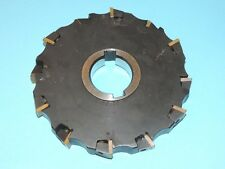 Valenite 6 Adjustable Slotting Cutter Disc Mill Vst 06 4 12 73 79