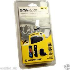 Scosche MagicMount Magnético Dash Mount Soporte para iPhones 7/6s Plus S7 S8 etc. NUEVO
