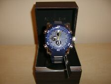 ROCAWEAR MENS WATCH RM4001S52A-007 (BRAND NEW IN BOX.AND SEALED.)