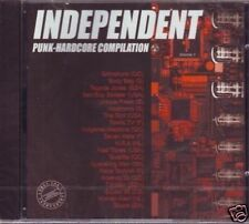 "INDEPENDENT "" Punk-Hardcore compilation "" (CD) 2000"