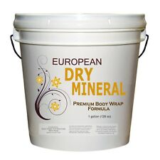 Premium Dry Mineral Body Wrap the original European formula Factory Direct!