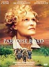 Paradise Road (DVD, 2001)