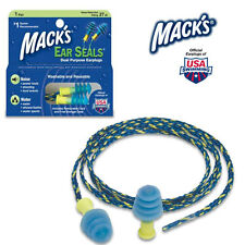 Mack's Ear Seals Dual Purpose Ear Plugs 1pair / Genuine