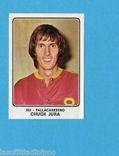 CAMPIONI dello SPORT 1973/74-Figurina n.263- JURA - USA -PALLACANESTRO-Rec