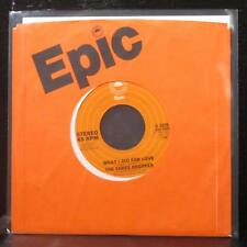 "The Three Degrees - What I Did For Love / Macaroni Man 7"" Mint- Vinyl 45 Epic"