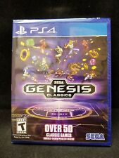 SEGA Genesis Classics (Sony PlayStation 4) BRAND NEW / Region Free