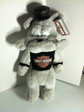 """Harley Davison Motorcylce Dog 17"""" Plush Toy NWT"""