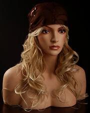 NEW Female Mannequin HEAD/BUST w Shoulders LifeLike-Mannequin cheap Mannekin
