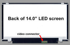 "HP 240 G3 LCD Screen Replacement for Laptop New LED HD Matte 14.0"" Display"