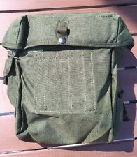 Green S10 90 PATT Tactical  SAS SBS Haversack Respirator Gas Mask Camera Bag