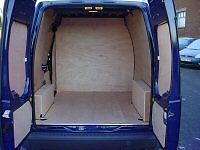 Ford Transit Connect LWB Pre 2014 Van Ply Lining Kit
