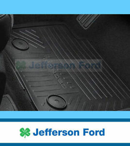 Genuine Ford Mondeo Md 2015 On All Weather Rubber Floor Mats Slush Mat Set Of 4