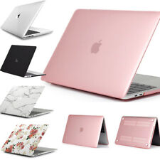 Laptop Matte Shell Cover Case For Apple MacBook Air 13.3'' A2179/A1466 2012-2020
