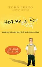Heaven is for Real: A Little Boys Astounding Story of His Trip to Heaven and Ba