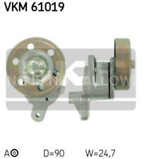 Tensioner Pulley Ribbed for TOYOTA AVENSIS 2.0 D-4D VERSO D Estate  Saloon