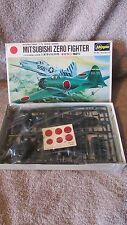 Hasegawa Mitsubishi Zero Fighter Model Kit - 1/72 - Made in Japan  (B 17)