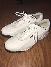 Footjoy Greenjoys Women's White Golf Shoes Size 9