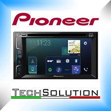 "PIONEER AVH-Z3000DAB AUTORADIO STEREO 2DIN  MONITOR 6,2"" DVD USB DVD BT"