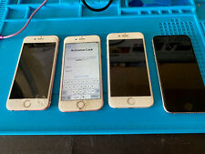 Lot of 4 Apple iPhones - 2 iPhone 6 and 2 iPhone 6s For Parts