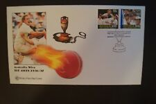 Cricket Collectable - Day Cover - 2007 - Australia Wins The Ashes