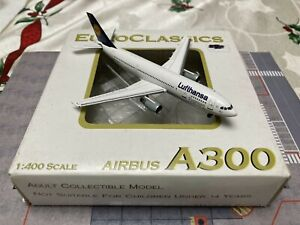 Aeroclassics 1:400 Lufthansa Express A300 RARE!