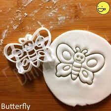 Butterfly cookie cutter | garden party cake topper forest fairy kids biscuit