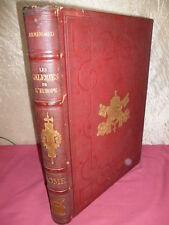 LES GALERIES PUBLIQUES DE L'EUROPE. ROME Armengaud vol in-folio 1859