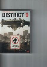 DVD - DISTRICT 9 - 2010 - NEIL BLOMKAMP