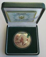 Ukraine 10 Hryven 2012, Sterlet, Silber, PP, mit Etui und Zertifikat