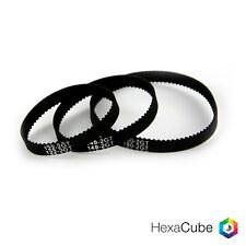 GT2 Geschlossener Zahnriemen 6mm breit, Riemen, closed Belt, 3D Drucker, CNC,