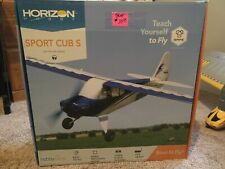 HobbyZone HBZ4480 Sport Cub S BNF RC Airplane with SAFE Technology