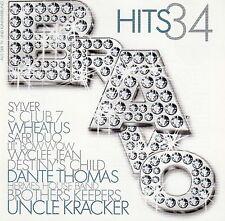 BRAVO HITS 34 / 2 CD-SET (WARNER MUSIC 2001) - NEUWERTIG