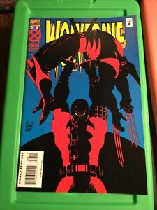 Wolverine #88 1st Deadpool Vs Wolverine Appearance Marvel Comics 1994