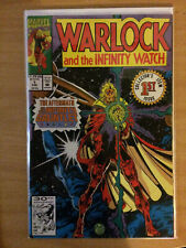 Warlock and the Infinity Watch #1 (NM) (Aftermath of Infinity Gauntlet Series)