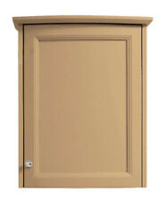 HERITAGE CAVERSHAM WOODEN OAK BATHROOM WALL CABINET / CUPBOARD *FREE DELIVERY*