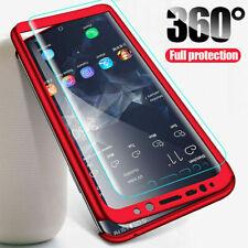 Hülle Samsung Galaxy S10 S10+ Plus S10e Full Cover 360 Grad Handy Schutz Case