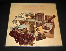 MASCAGNI Cavalleria Rusticana/Milanov Arias 1971 RCA VIC-6044 2LP Box Set SEALED