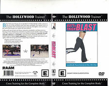Butt And Thigh Blast-2003-The Hollywood Trainer:Jeanette Jenkins-Fitness-DVD