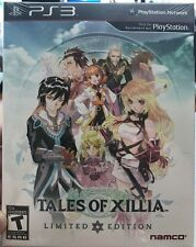 Tales of Xillia: Limited Edition (PS3 Sony Playstation 3, 2013) *NEW*