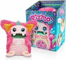 TOMY Rizmo Your Evolving Musical Friend Interactive Plush Toy Berry Pink Gift