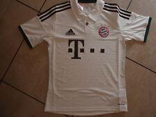 Adidas FC Bayern München Trikot wei�Ÿ Grö�Ÿe 176 neue 4 Sterne