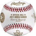 Houston Astros v Los Angeles Dodgers Rawlings 2017 World Series Dueling Baseball