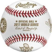 Houston Astros v Los Angeles Dodgers Rawlings 2017 World Series Dueling Baseball