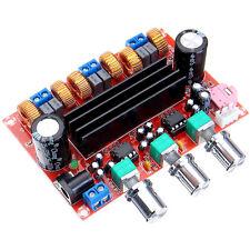 M-2.1  2.1 Digital Verstärker Modul Class-D Aktiv Subwoofer Endstufe 200W 12-24V