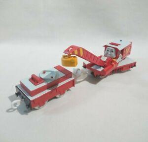 Thomas & Friends Trackmaster Engine - Rocky RARE Version - Play
