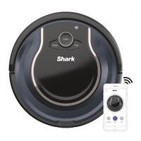 Shark ION ROBOT App-Controlled Robot Vacuum, RV761 - Black / Navy Blue (Renewed)